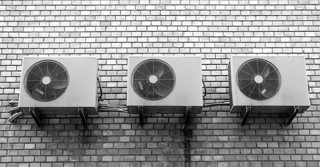 Ar condicionado Split comum